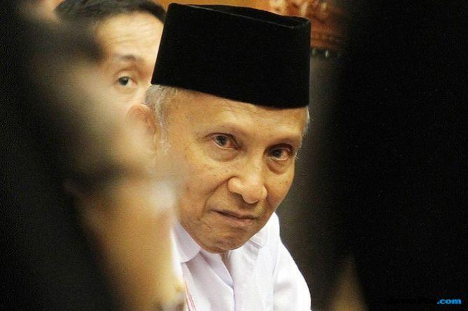 Mahfud Senang Amien Rais Akui Polri-TNI Tak Terlibat Penembakan FPI