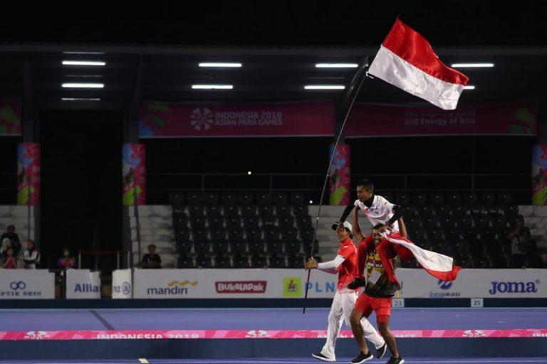 Tim Lawn Bowls Indonesia Sumbang 3 Emas