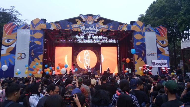 Semarak Mandiri Karnaval 2018; Membangun Spirit dan Kebersamaan Mandirian