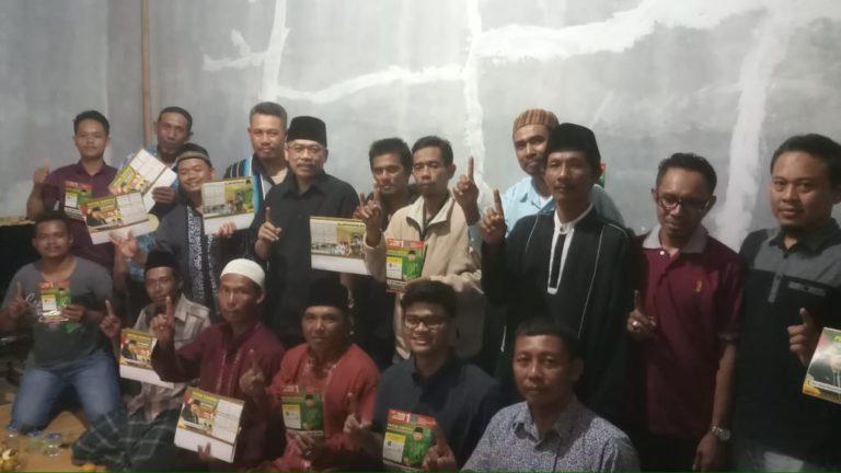 Jumpa Tokoh Kecamatan Sekupang, Abdul Basyid Has Tegaskan Fokus Bangun Pendidikan