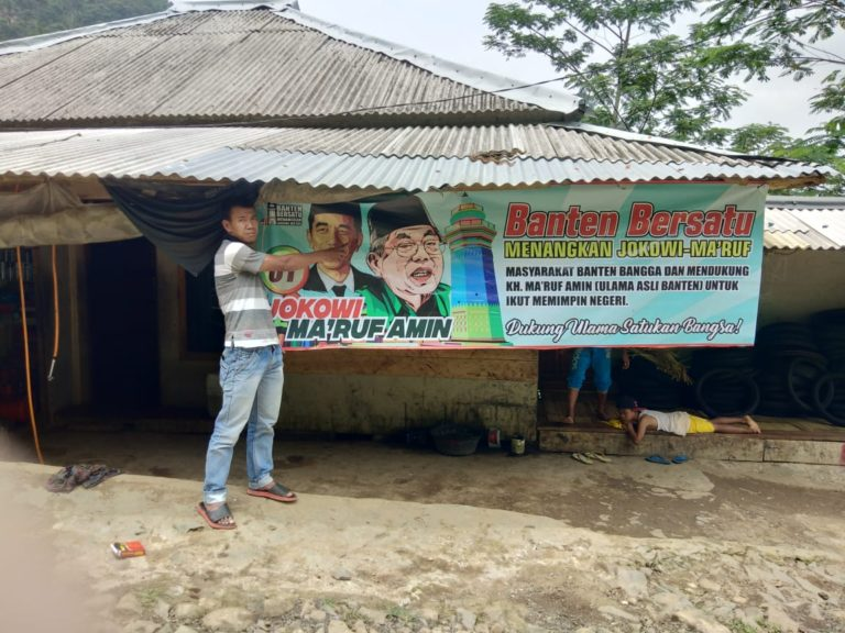 Dukung Jokowi-Ma'ruf, Pemuda Alkhariyah Kerahkan Kader untuk Bergerak