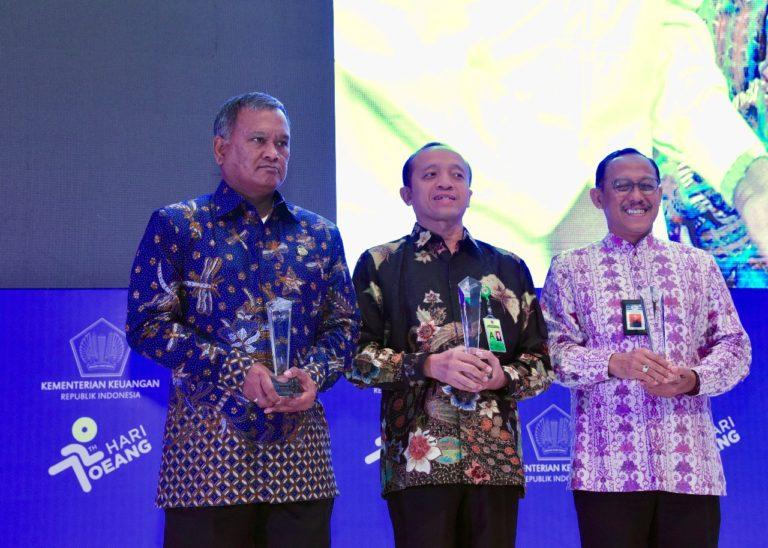 Kementerian ESDM Raih Penghargaan Pengelola PNBP Terbaik