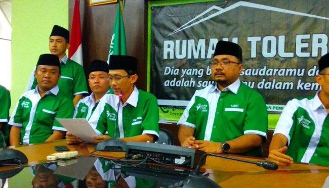 GP Ansor minta maaf bukan atas pembakaran bendera, tapi karena bikin gaduh