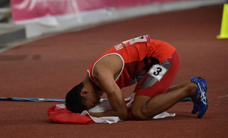 Sejarah Baru Indonesia Tercipta di Asian Para Games