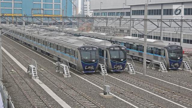 Pembangunan MRT Fase I Diprediksi Selesai Sesuai Target