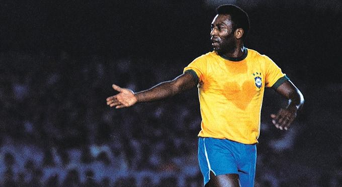Legenda Abadi Sepakbola itu bernama Pele