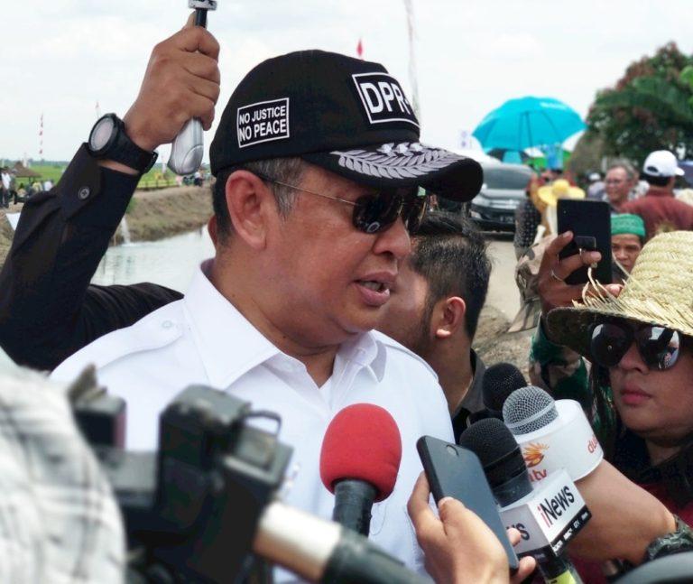 Puji Kinerja Mentan, Ketua DPR: Harus Lanjut Dua Periode