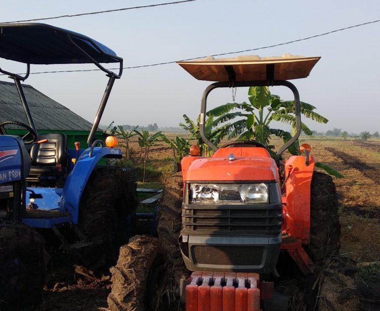 50 Poktan di Luwu Dapat Bantuan Alsintan Hand Tractor