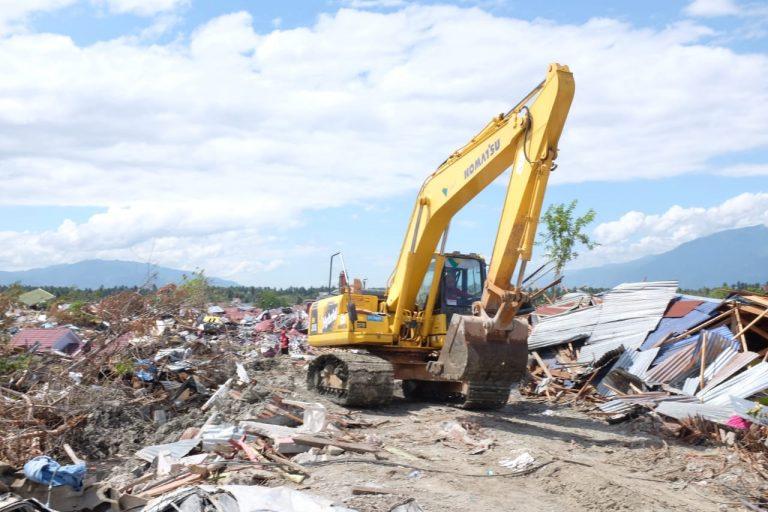 8 Jenazah Korban Gempa di Petobo Berhasil Dievakuasi