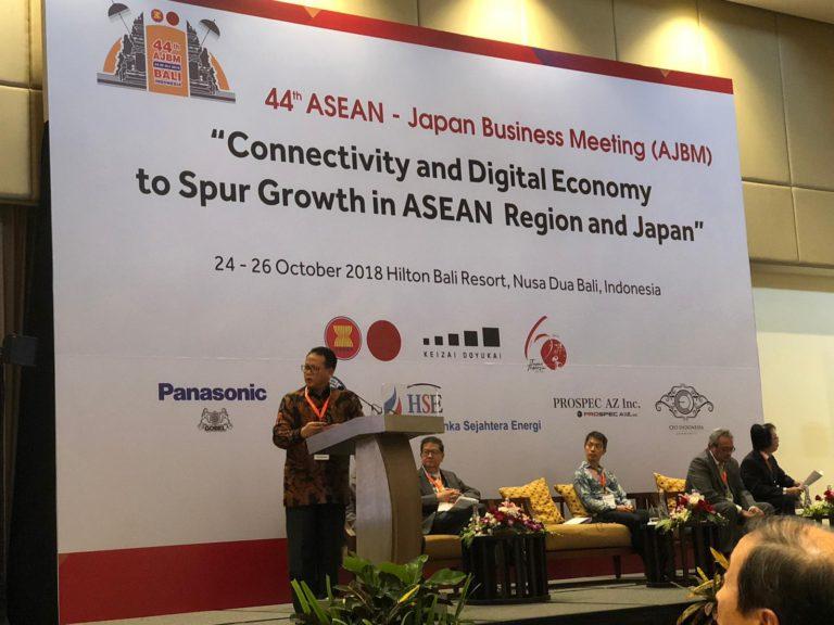 [Foto] 44th ASEAN-Japan Bussines Meeting