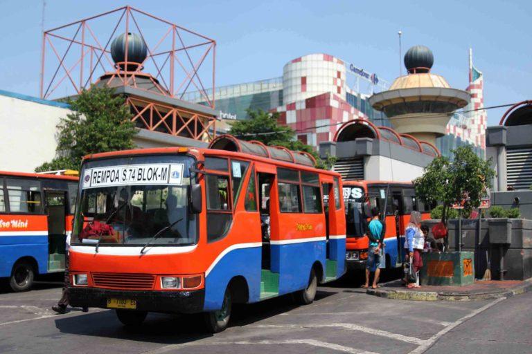 Anies Akui Jangkauan Angkutan Umum Baru 68 Persen