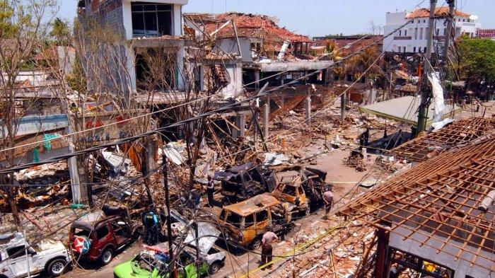 Tragedi Bom Bali I; Peristiwa Aksi Terorisme Terparah di Indonesia