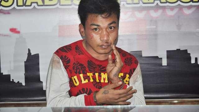 Bos Kartel Narkoba 'Daeng Ampuh' Bunuh Diri