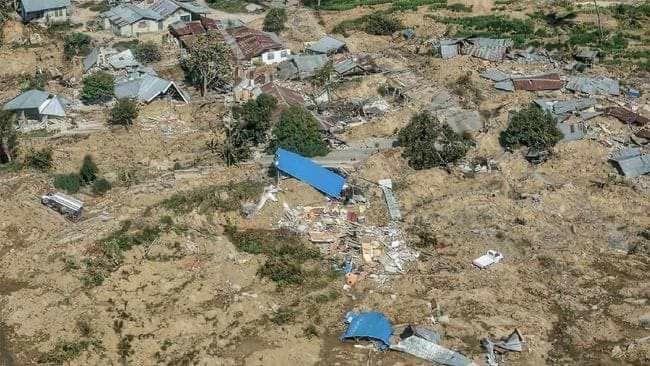 5.000 Orang Hilang, 1.944 Tewas Akibat Gempa di Sulteng