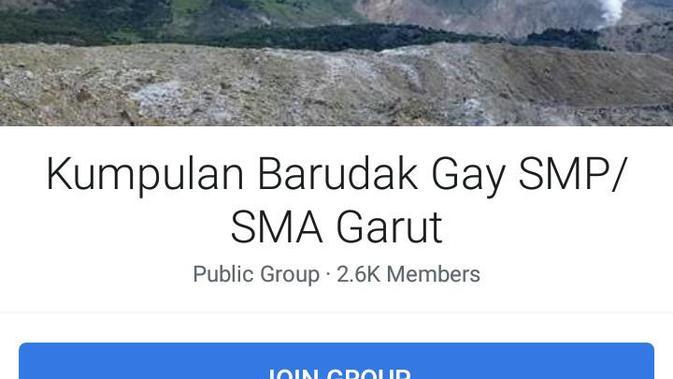 Garut Heboh! Grup Gay Pelajar di Medsos Bikin Resah