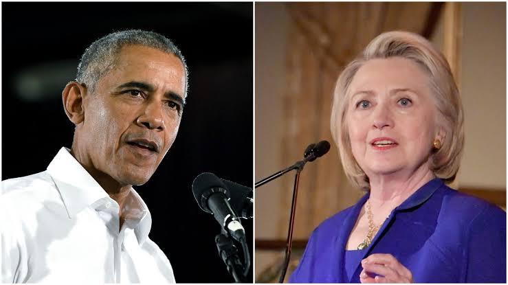Obama dan Hillary Clinton dikirimi bom, ini pernyataan Gedung Putih