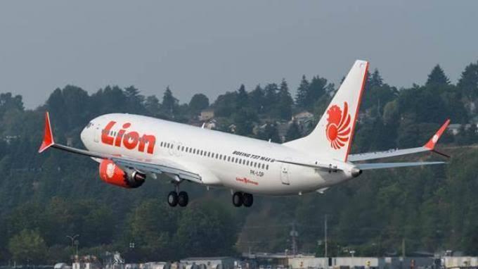 Sebelum Jatuh, Pesawat Lion Air JT 610 Sempat Ingin Kembali ke Bandara Soekarno Hatta