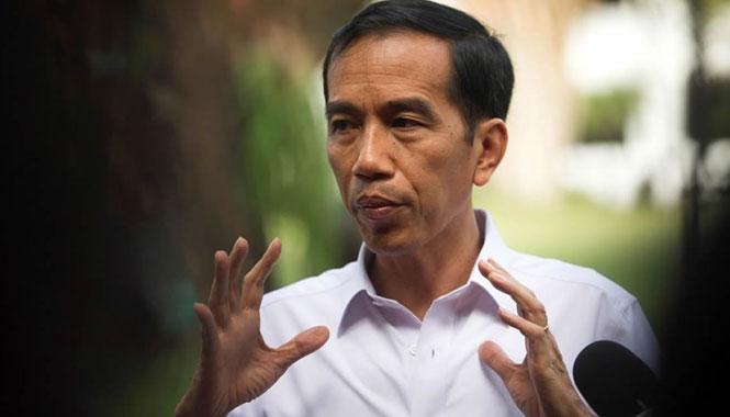 Ini Alasan Jokowi Bablas Ucapkan 'Politikus Sontoloyo'