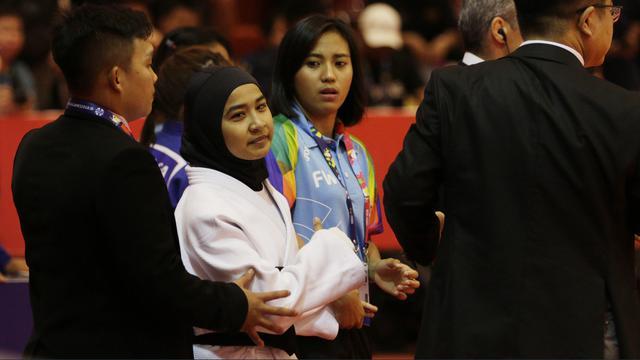 Miftahul Jannah; Rela didiskualifikasi demi pertahankan hijab