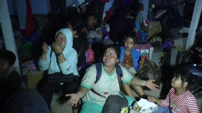 Pengungsi Gempa di Palu Kesulitan Dapatkan Beras