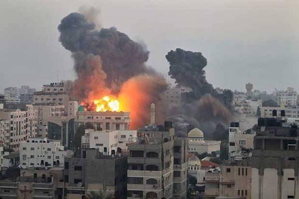 Serangan Israel di Gaza Bikin Jokowi Marah