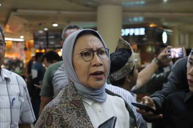 Diamankan Polisi di Bandara, Ratna Sarumpaet Ngiri Sama Koruptor