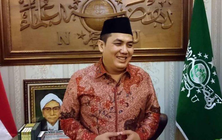 Helmy Faishal: NU akan guyur Bumi Nusantara dengan Sholawat Nariyah