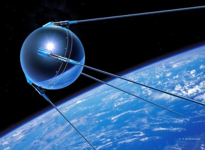 Sputnik 1 Meluncur, Kompetisi Antariksa Dimulai