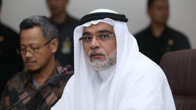 Dubes Arab Bahas Isu Soal Rizieq Shihab Hingga Kasus Hukum Mati TKI