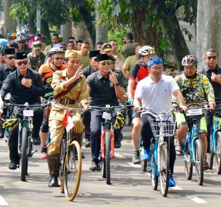 Peringati Hari Pahlawan, Ferry Batara: Bekasi Kota Pahlawan