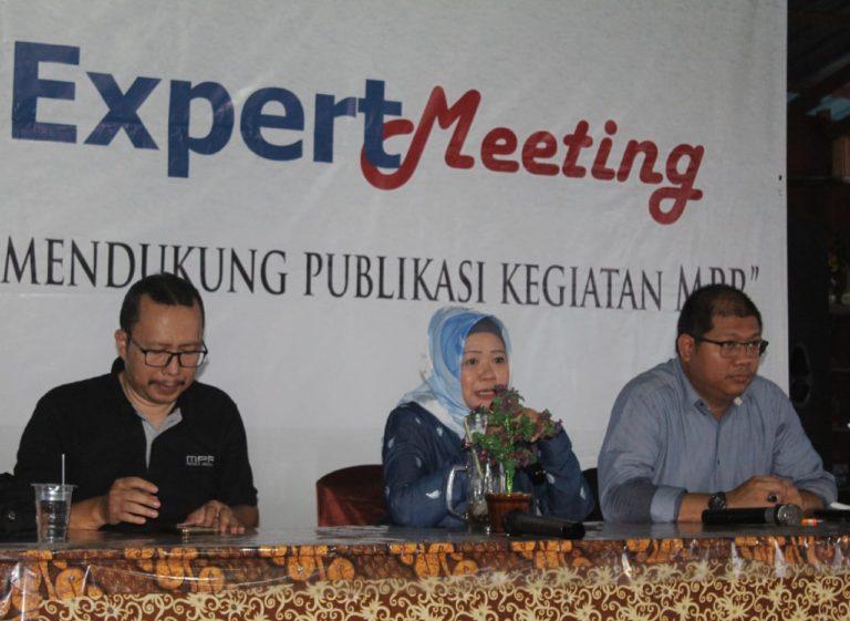 Media Berharap MPR Beri Kesejukan kepada Masyarakat