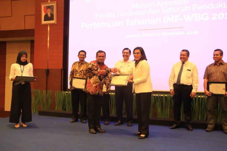 Dalam Sepekan, Jasa Marga Raih Empat Penghargaan