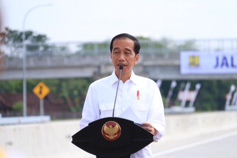Diresmikan Jokowi, Jalan Tol Solo-Ngawi 90,43 km Siap Beroperasi