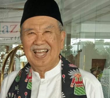Eddy Nalapraya diangkat jadi Ketua Majelis Adat Bamus Betawi Seumur Hidup