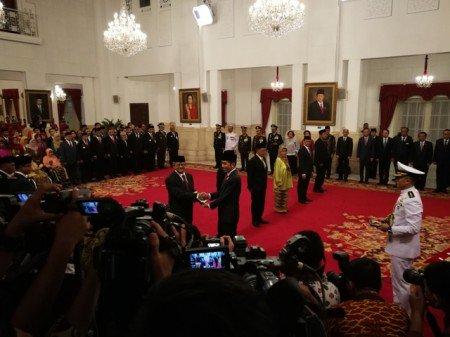 Jokowi anugrahi gelar Pahlawan Nasional 6 Tokoh termasuk Kakek Anies Baswedan