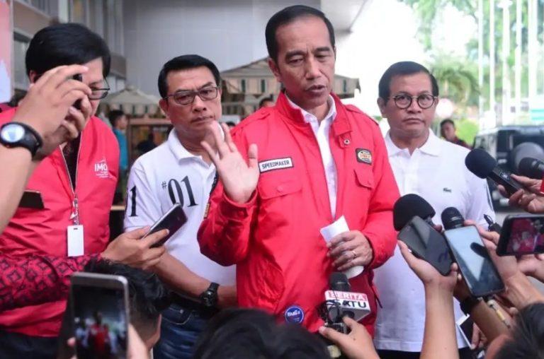 Jokowi Berduka atas Meninggalnya Penyelam IDRT