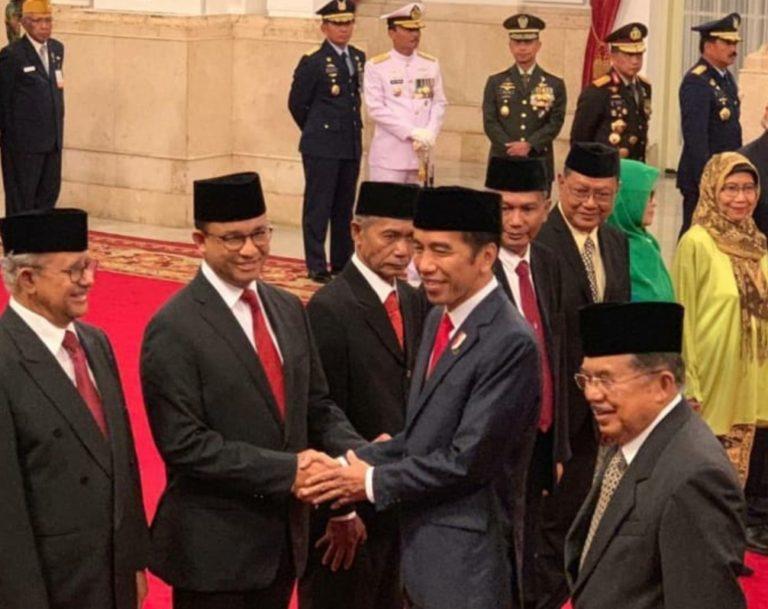 Mahasiswa Banten Apresiasi Jokowi Anugerahkan Gelar Pahlawan Nasional KH Syam'un