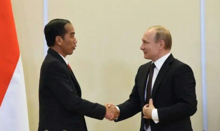 Putin ingin bertemu Jokowi di sela-sela KTT ASEAN di Singapura