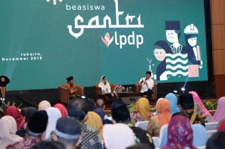 LPDP Luncurkan Program Beasiswa Santri 2018, ini kata Menag