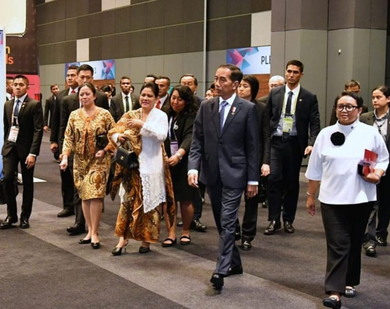 Menilik Agenda Kunjungan Jokowi ke Singapura
