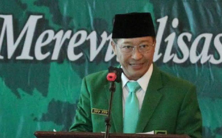 Senior PPP ini Sambut Baik Hasil Mukernas PPP Muktamar Jakarta