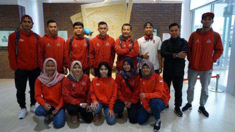 11 Atlet Panjat Tebing Indonesia Siap Berlaga di Asian Championship 2018 di Jepang