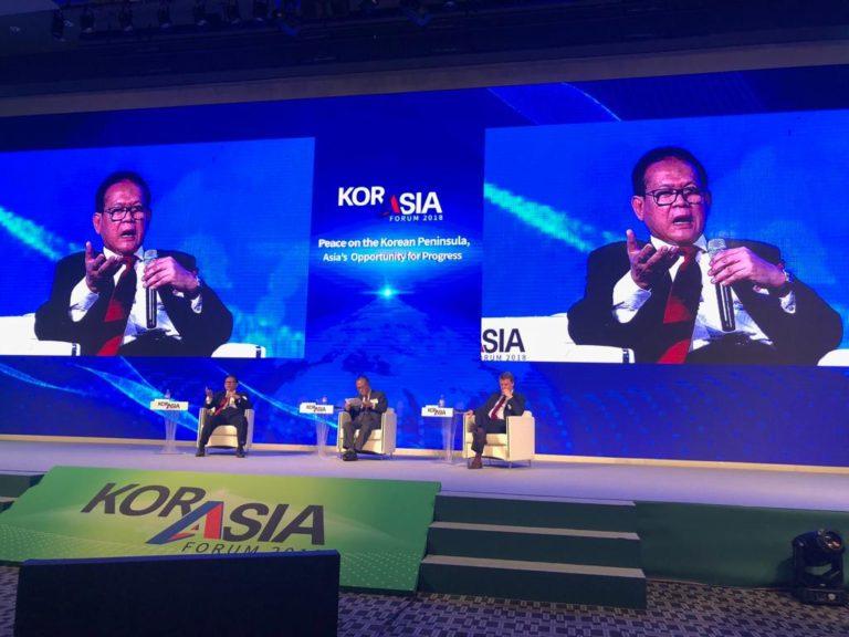 Rokhmin Dahuri dorong Perubahan Paradigma Ekonomi Dunia di KorAsia Forum