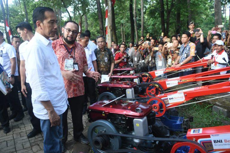 KUR Perhutanan Sosial, BNI Kini Sentuh Pulau Sumatera