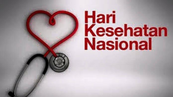 Peringati Hari Kesehatan Nasional, Rizaldi Adrian Ajak Masyarakat Budayakan Pola Hidup Sehat
