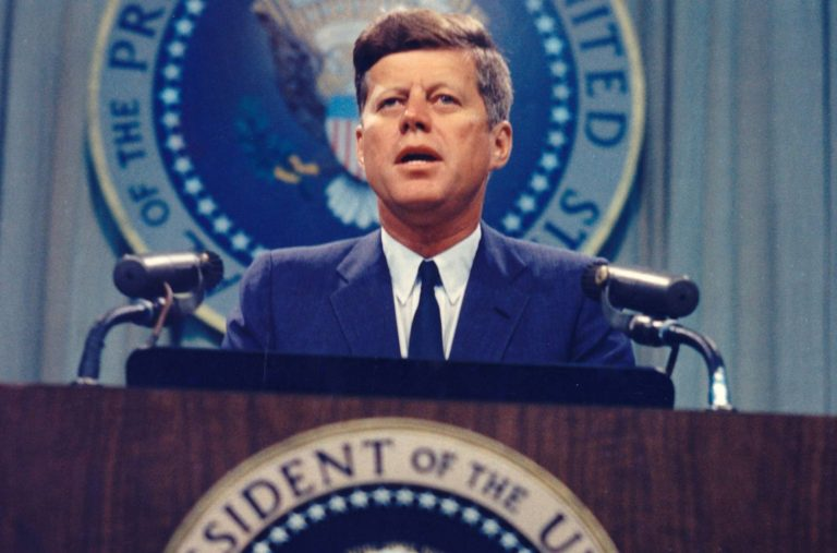 Teka-teki Tak Berujung Pembunuhan Presiden AS John F Kennedy