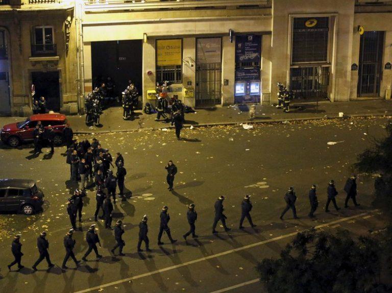 Saat Paris Dihajar Serangan Teror Membabi-buta