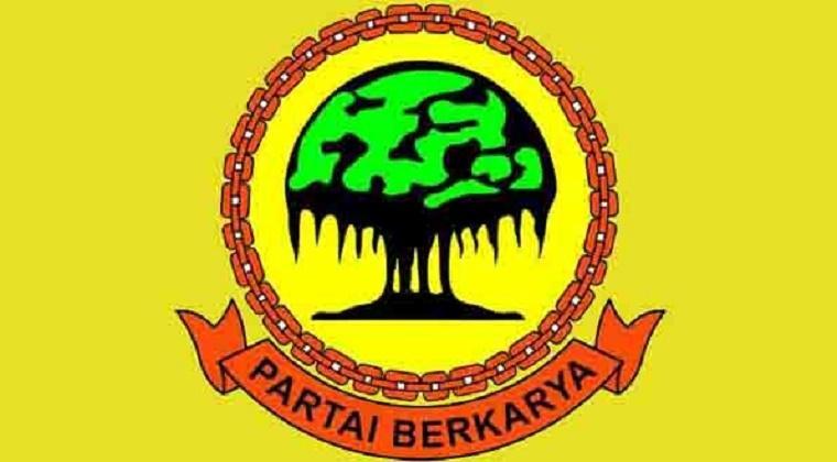 Kantor DPP Partai Berkarya Disita