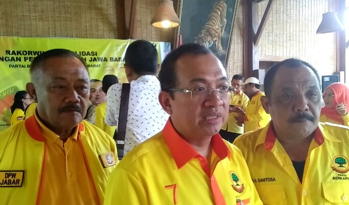 Mantan Dedengkot Golkar Ucapkan Selamat Kubu Jokowi Didukung Para Taipan Besar
