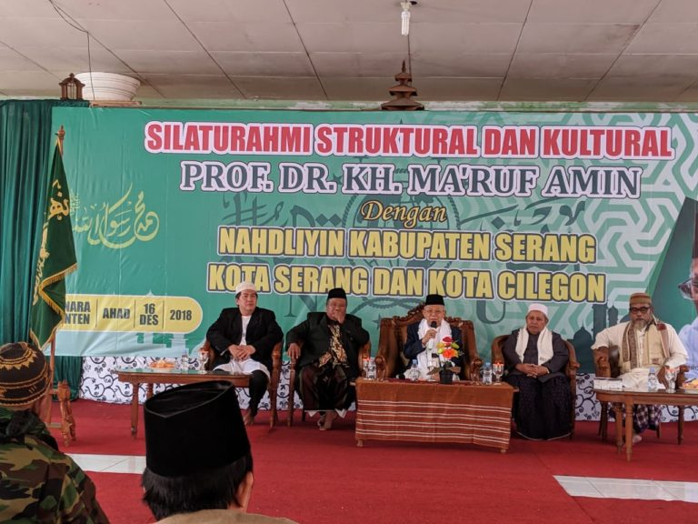 Kyai Banten Diajak Kembali Ingat Sejarah